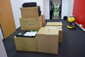 Услуги по переезду в другой офис