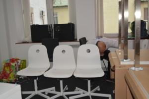 Перевоз мебели в другой офис