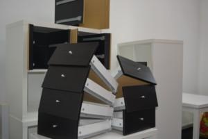 Переезд офисной мебели