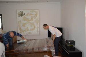 квартирный переезд помощь грузчиков в Москве