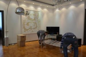 упаковка и перевозка квартирной мебели