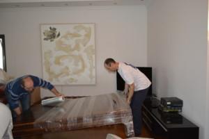 Упаковка и транспортировка квартирный переезд