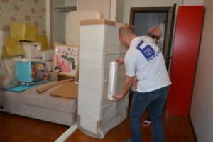 безопасная перевозка мебели