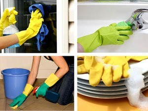 услуга уборки кухни