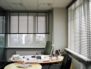 Профессиональная мойка окон в офисе