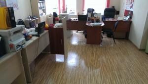 Уборка офисного помещения