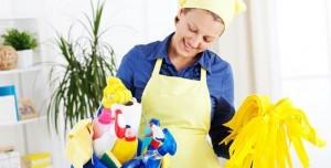 ген уборка квартиры