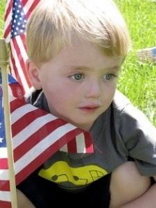 Американский ребенок