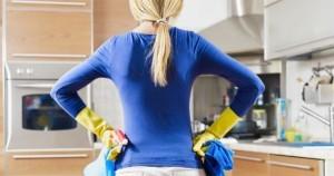 Уборка кухонь